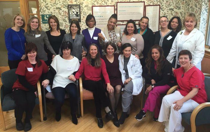 Montclair breast health center
